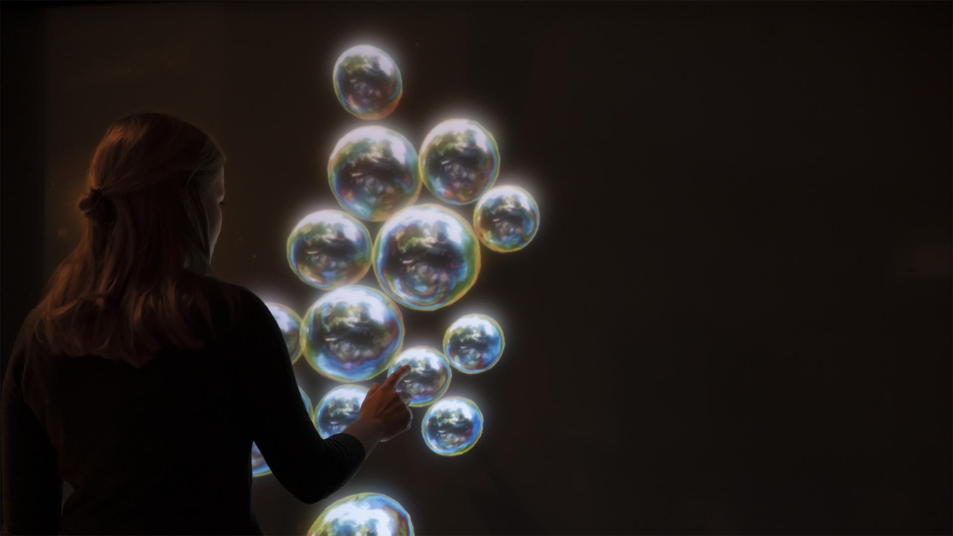 Bubble Reverse Installation