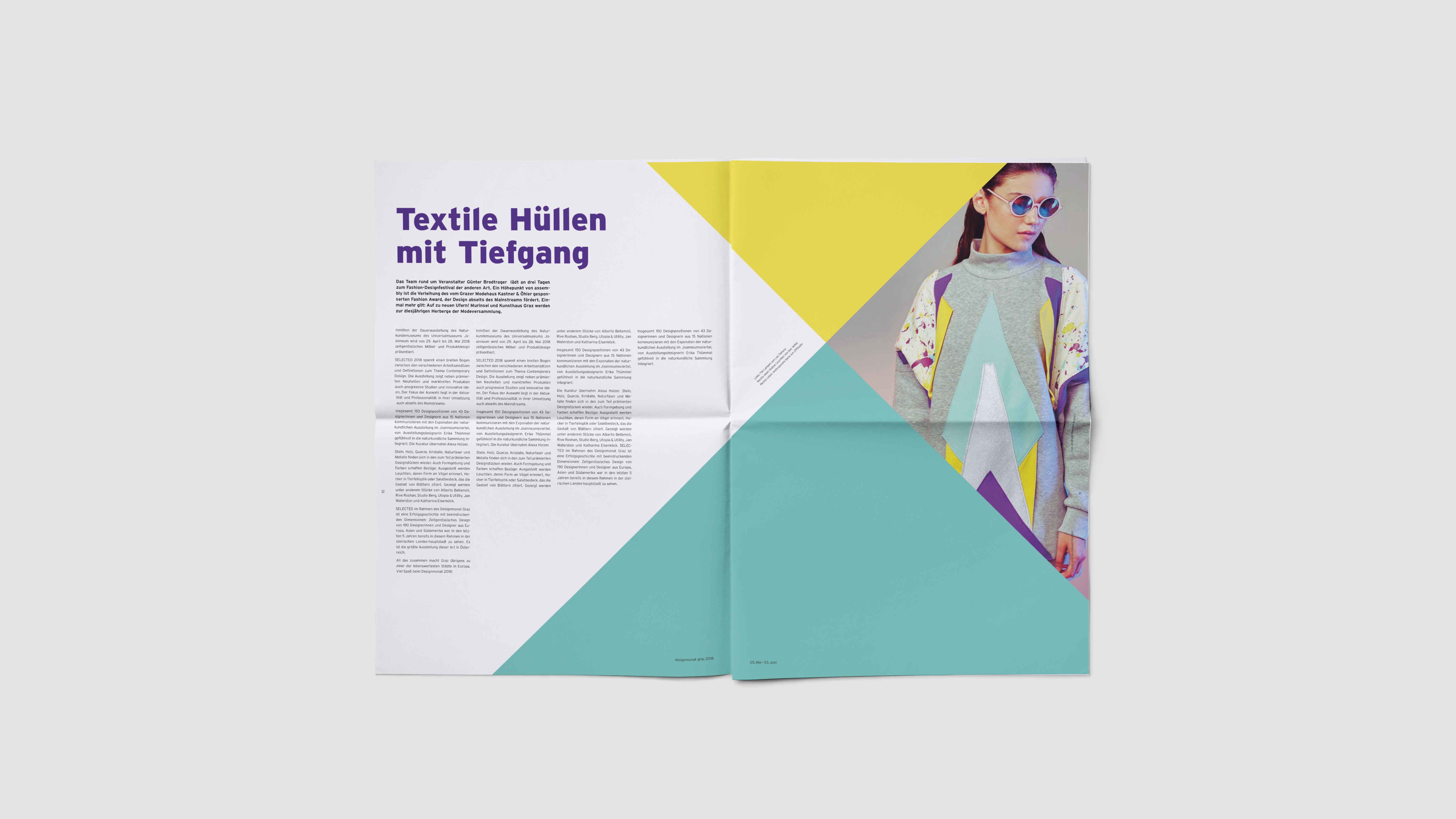 Designmonat Magazin 1